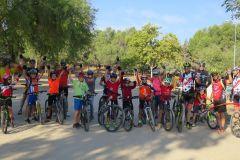 Ruta infantil El Soto de Móstoles 6oct18