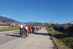 Morcuera y Canencia (Ruta de carretera) 11 03 2017
