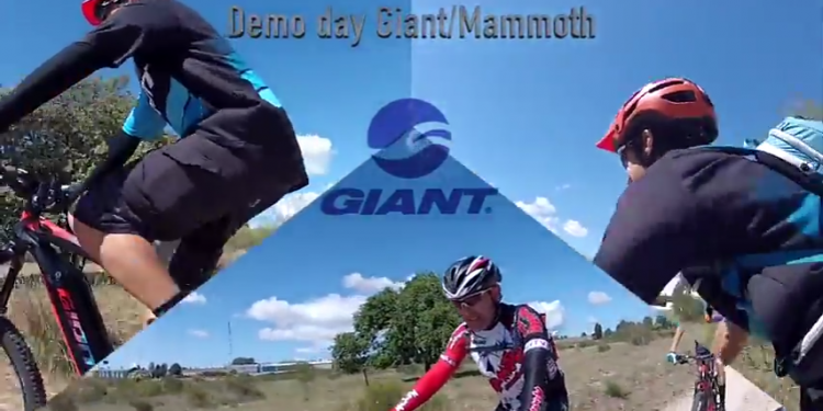 Carátula vídeo Demo Giant 2017